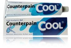 15.95 EURO Counterpain Cool Salbe Blau